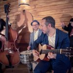 Arnaud Fradin & His Roots Combo en concert au Centre