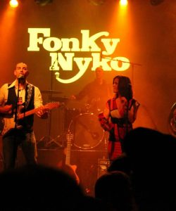 concert de Fonky Nyko Saint Nazaire