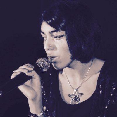 Jade en avant première du concert vendredi 24 juin