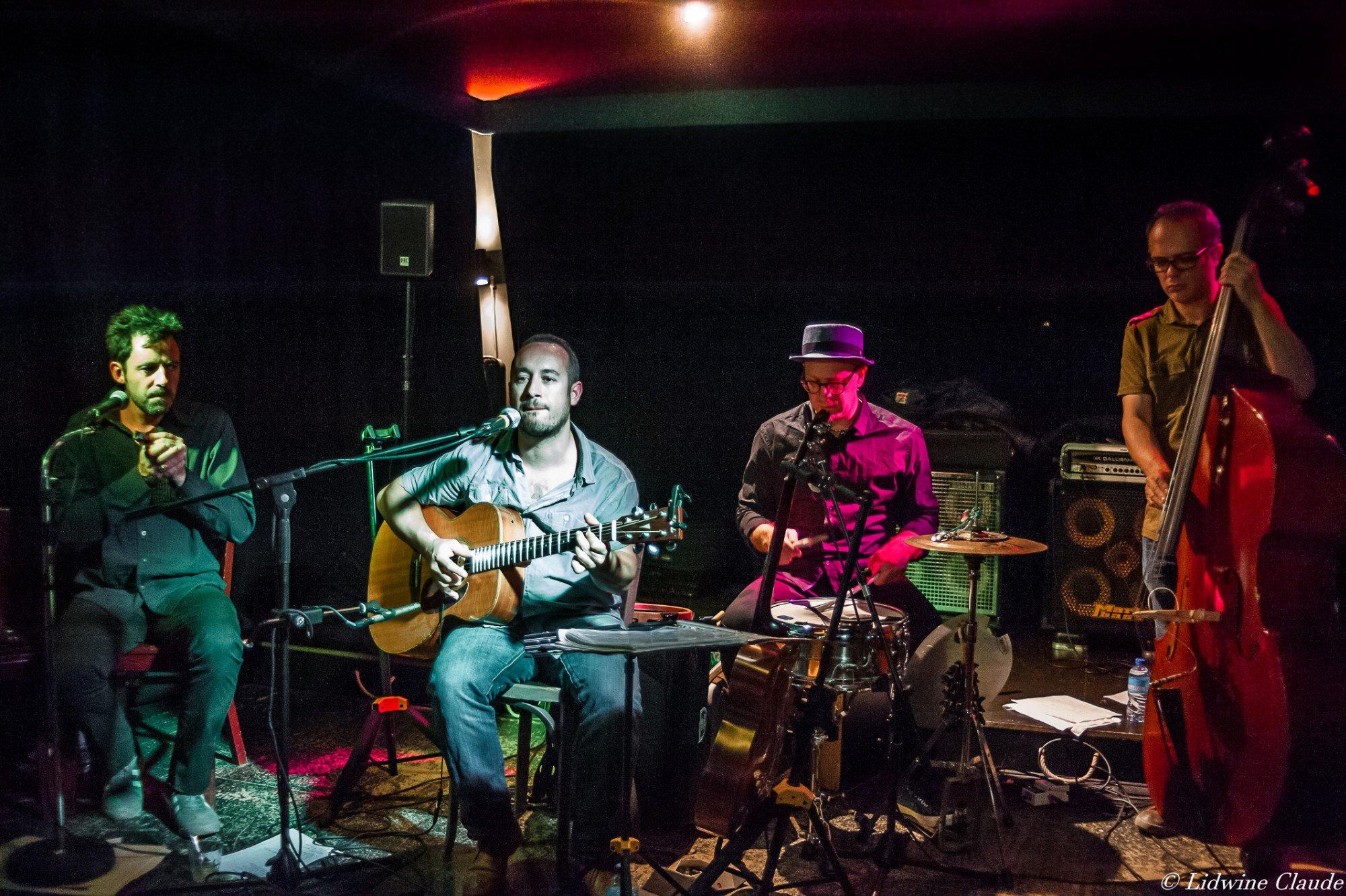 Arnaud Fradin concert au Centre
