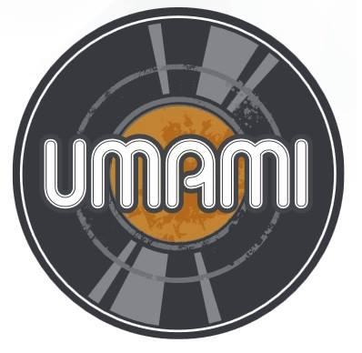 Logo de UMAMI, un groupe jouent au Centre le vendredi concert 10 février 2017