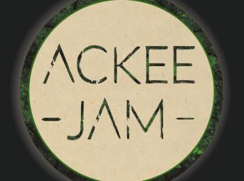Logo Ackee Jam Jouent au Centre à Saint Nazaire