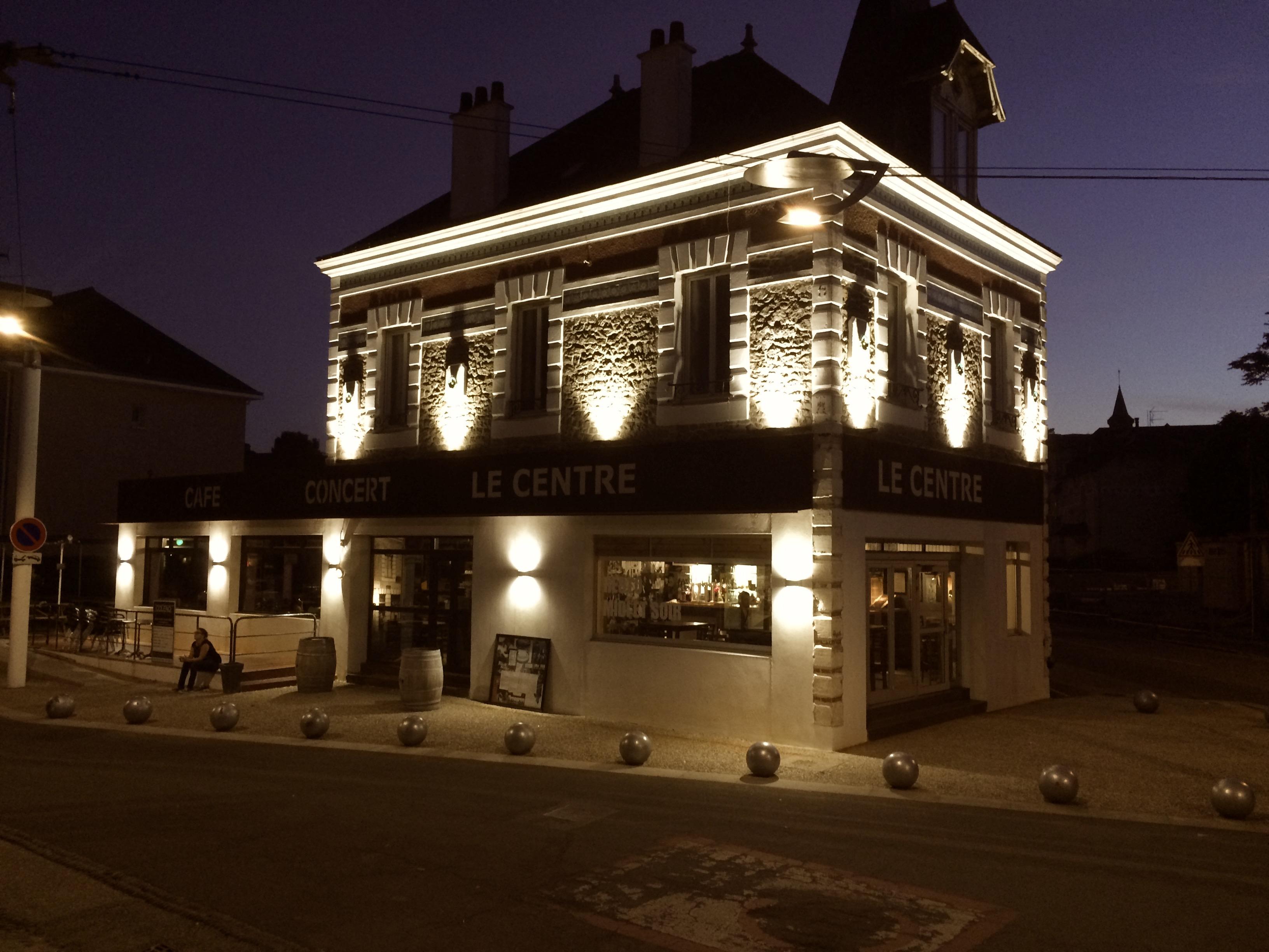 Café-concert Le Centre à Saint Nazaire