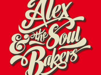 Alex-&-the soul-bakers, logo du groupe jouent au Centre à Saint Nazaire