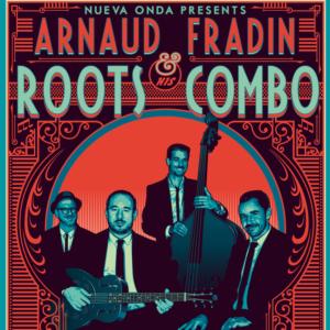 Arnaud Fradin vient jouer au Centre avec His Roots Combo