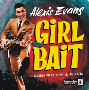 Alexis Evans joue au Centre à saint Nazaire
