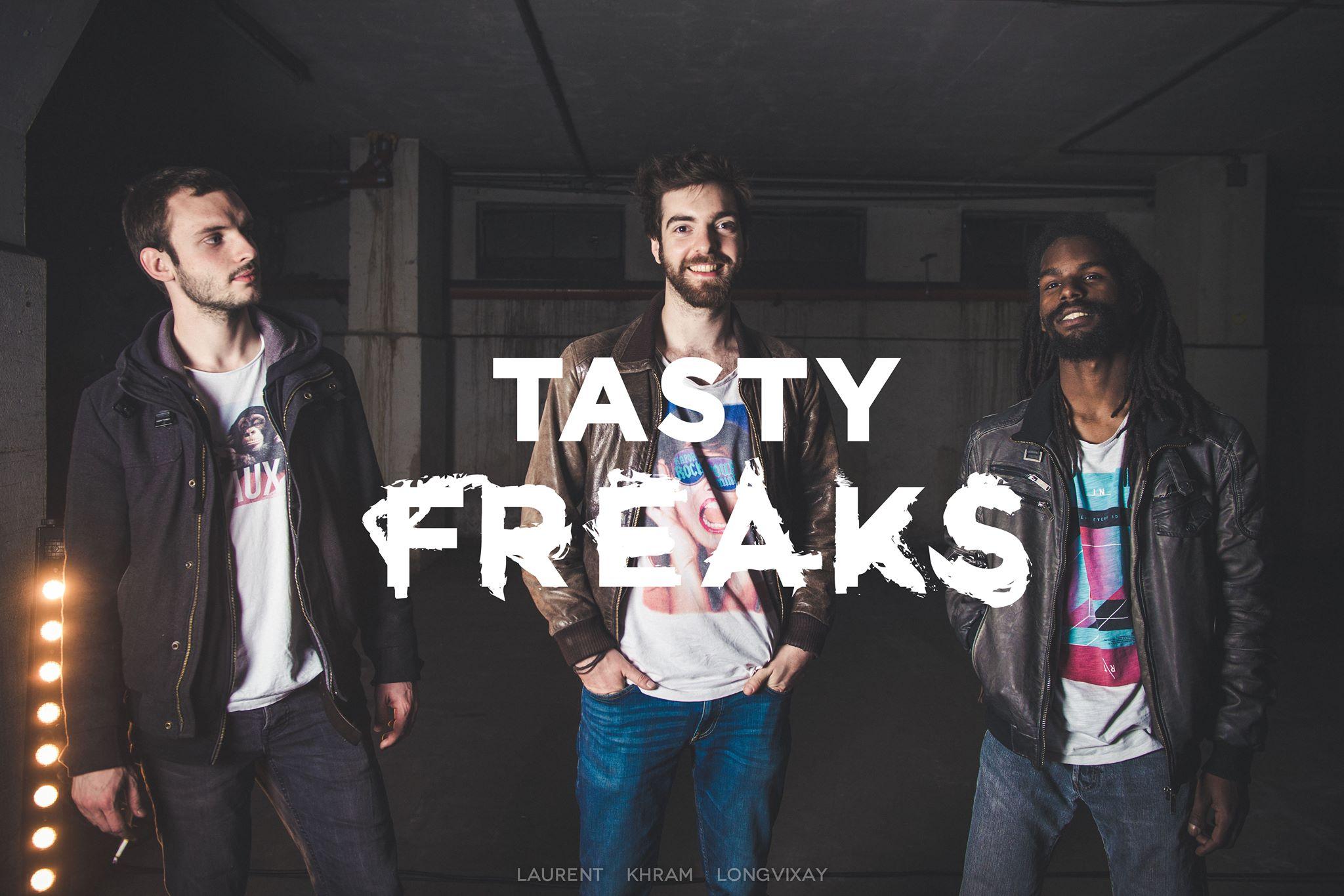 Tasty Freaks jouent au Centre à Saint Nazaire vendredi soir en concert.