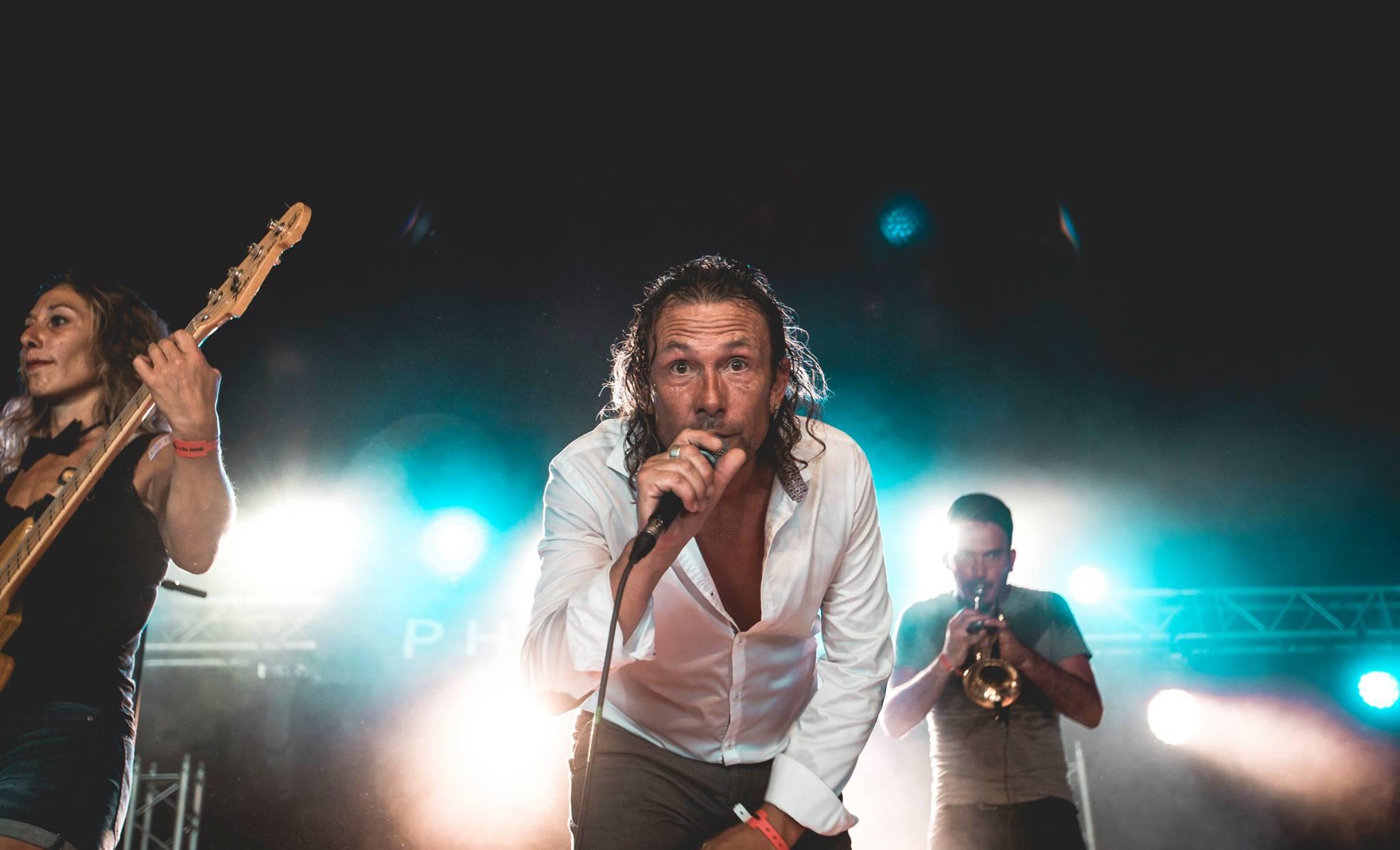 PHEROCE jouent au Centre le vendredi 12 janvier à Saint Nazaire