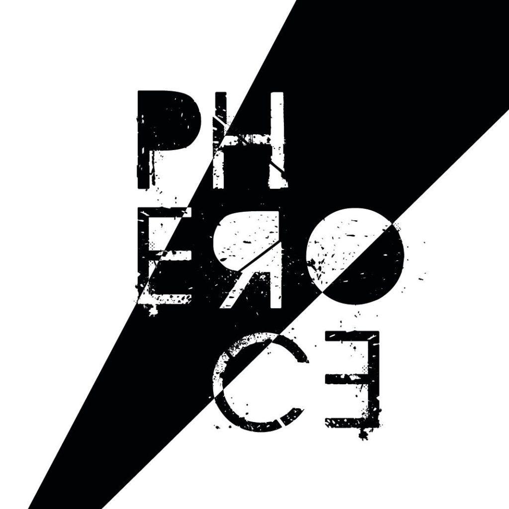 Logo du groupe PHEROCE jouent au Centre le vendredi 12 janvier à Saint Nazaire