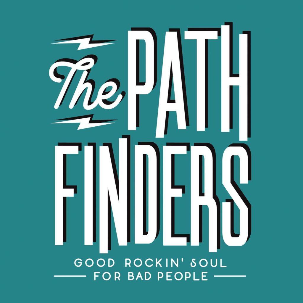 Logo de The Pathfinders qui viennent jouer au café-concert Le Centre à Saint Marc
