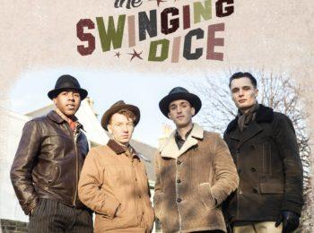 The Swinging Dice jouent au café-concert Le Centre à Saint Nazaire.