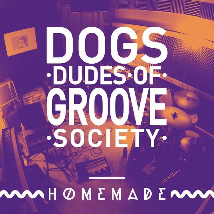 EP de Dudes of Groove Society au Bar Le Centre à Saint Nazaire.