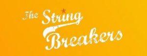 Logo du groupe The String Breakers, ils viennent jouer au café-concert Le Centre à Saint Nazaire.