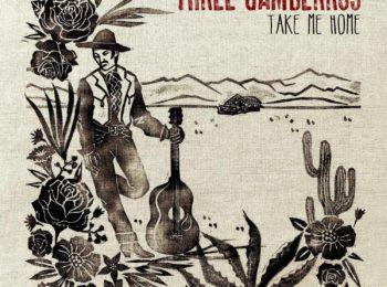 Nouveau album de Three Gamberros jouent au café-concert Le Centre à Saint Nazaire