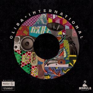 Logo de OLIBA Internationel, groupe qui vient jouera café-concert Le Centre à Saint Nazaire