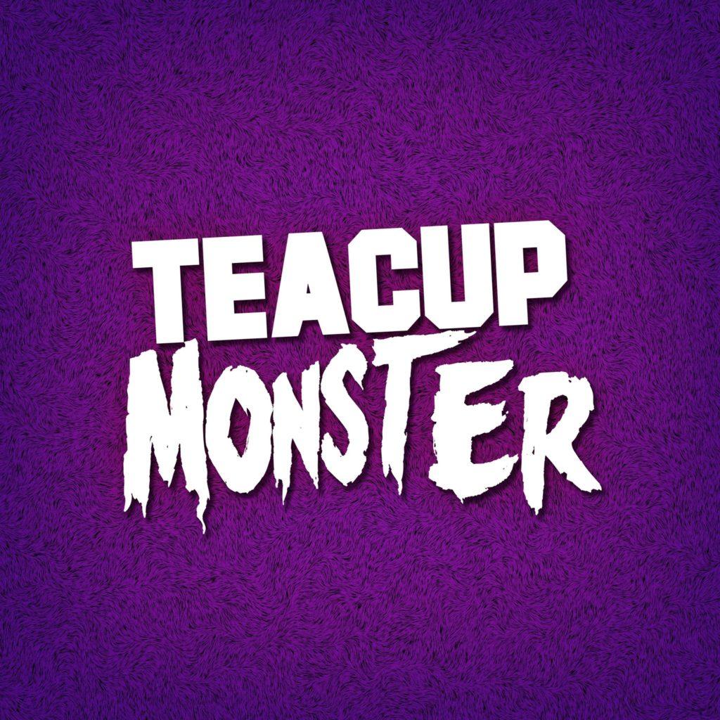 Logo de Teacup Monster qui joue au café-concert Le Centre à Saint Nazaire