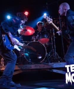 Teacup Monster joue au café-concert Le Centre à Saint Nazaire