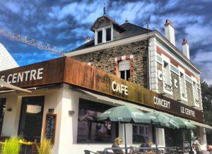 Le café-concert Le Centre à Saint Nazaire