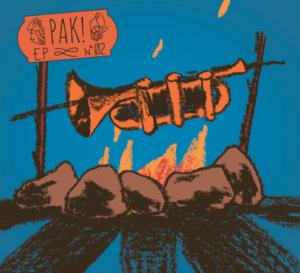 Logo de PAK jouent au café-concert Le Centre à Saint Nazaire
