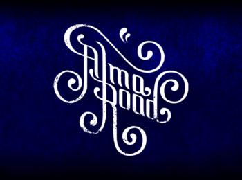 Logo du groupe Alma Road qui se produit au Café Concert Le Centre