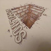 Logo du groupe Bury-Lands qui se produit au Café Concert Le Centre