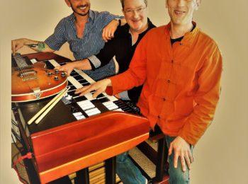 Le groupe 'Blues organ combo' en concert au Centre à Saint Nazaire