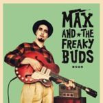 Max and the freaky buds en concert au café Le Centre a Saint Marc sur Mer