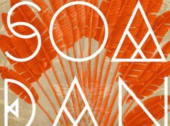 Logo du groupe 'Soadan', live au café concert Le Centre à Saint Marc sur Mer