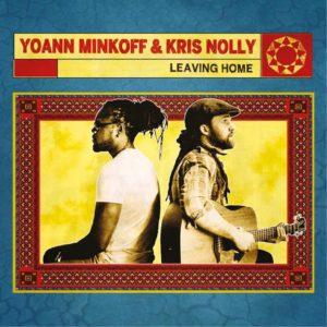 Yoann Minkoff & Kris Nolly en concert au café 'Le Centre' à Saint-Marc-sur-Mer.