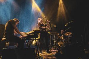 LK2 sur scène, jazz pop rock au café Le Centre à Saint-Nazaire