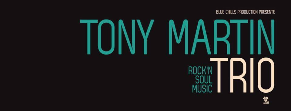 Tony Martin Trio