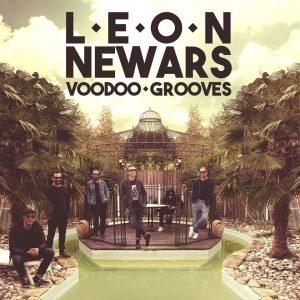 Leon Newars, groupe de soul & funk en concert au café restaurant Le Centre à Saint-Nazaire