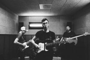 Vertical, groupe indie-pop en concert au café Le Centre à Saint-Nazaire