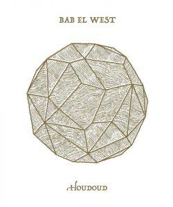 Logo du groupe 'Bab el west'. World, groove, soul & afrobeat sur la scène du Centre à Saint-Nazaire.